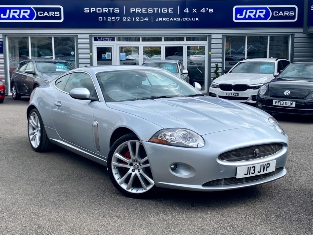 used Jaguar XK COUPE USED in chorley-lancashire