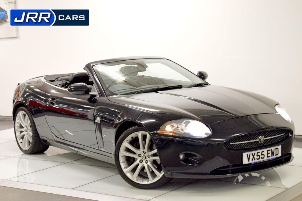 used Jaguar XK CONVERTIBLE in preston-lancashire