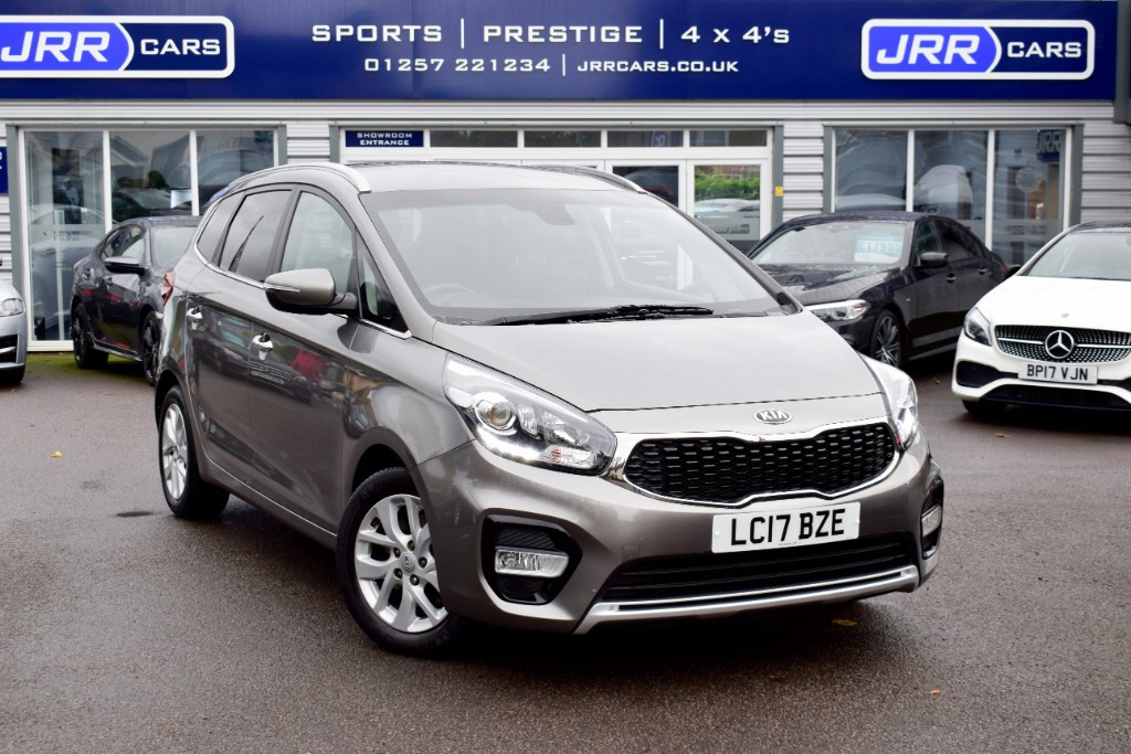 used Kia Carens CRDI 2 ISG USED in chorley-lancashire