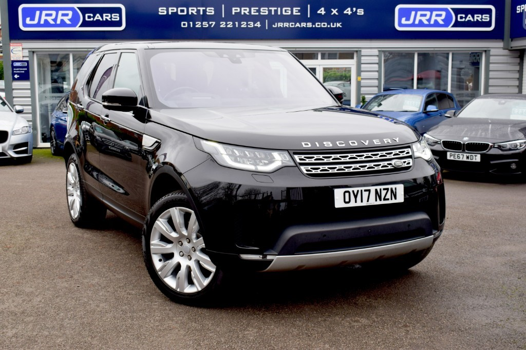 used Land Rover Discovery TD6 HSE LUXURY USED in chorley-lancashire