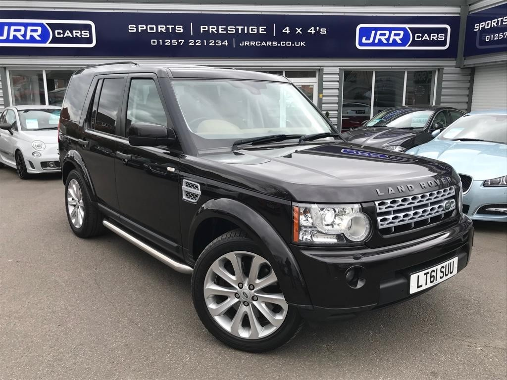 used Land Rover Discovery SDV6 HSE in preston-lancashire
