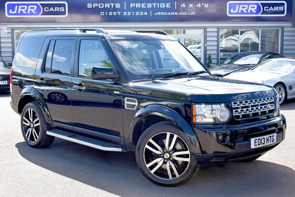 used Land Rover Discovery SDV6 HSE LUXURY in preston-lancashire