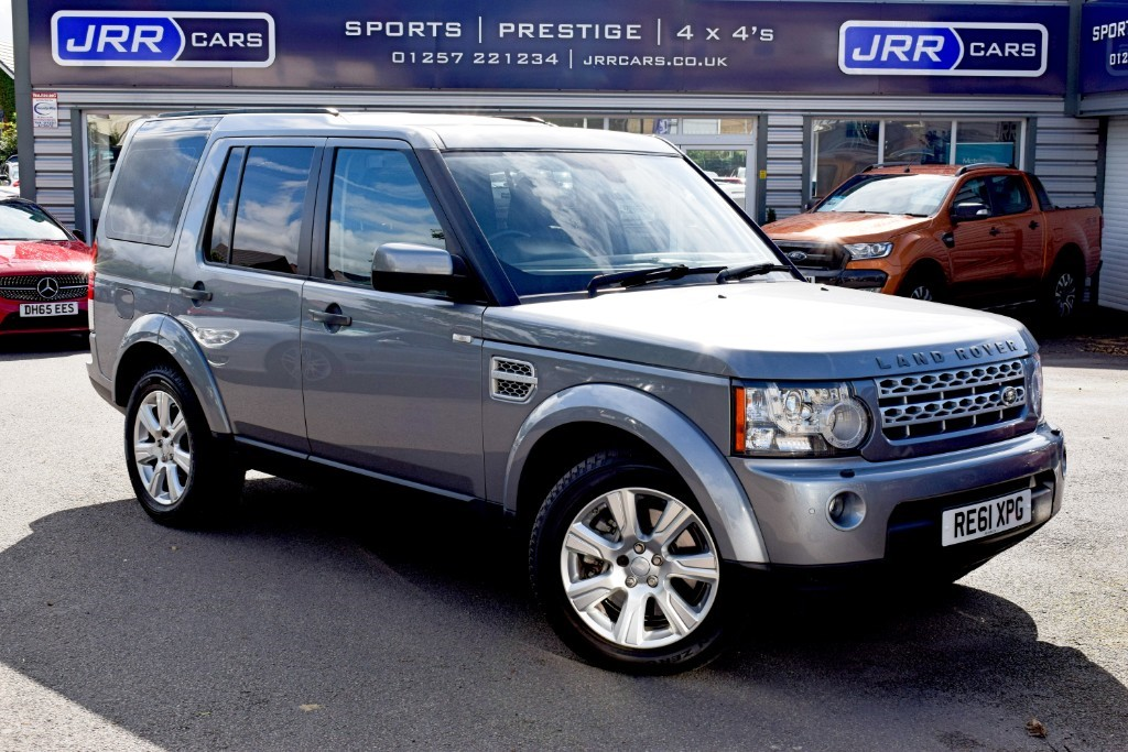 used Land Rover Discovery SDV6 XS in preston-lancashire