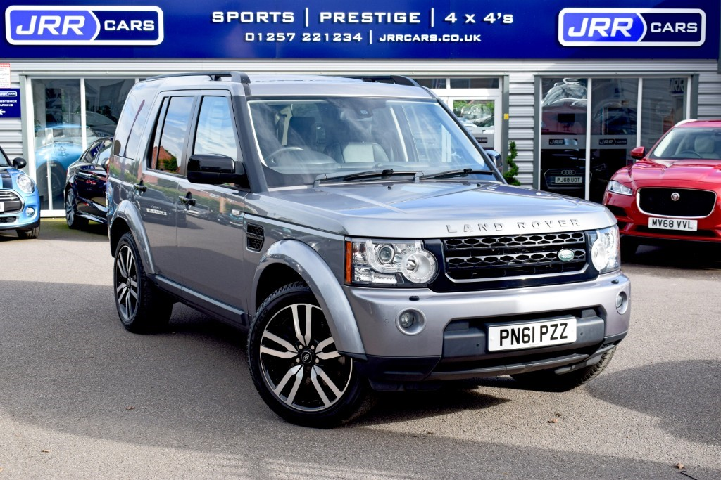 used Land Rover Discovery SDV6 LANDMARK LE USED in chorley-lancashire