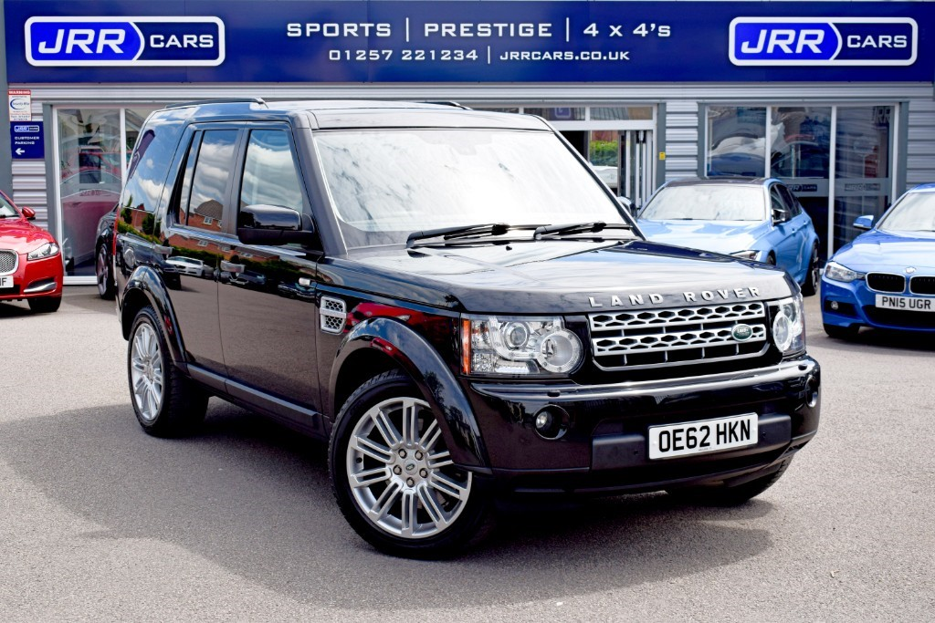 used Land Rover Discovery SDV6 HSE in chorley-lancashire
