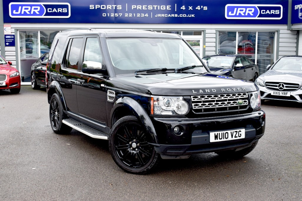 used Land Rover Discovery TDV6 HSE USED in chorley-lancashire