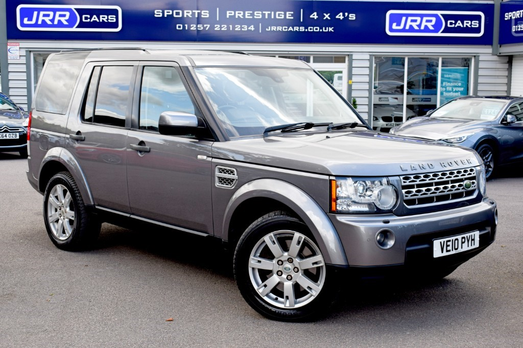 used Land Rover Discovery TDV6 XS in preston-lancashire