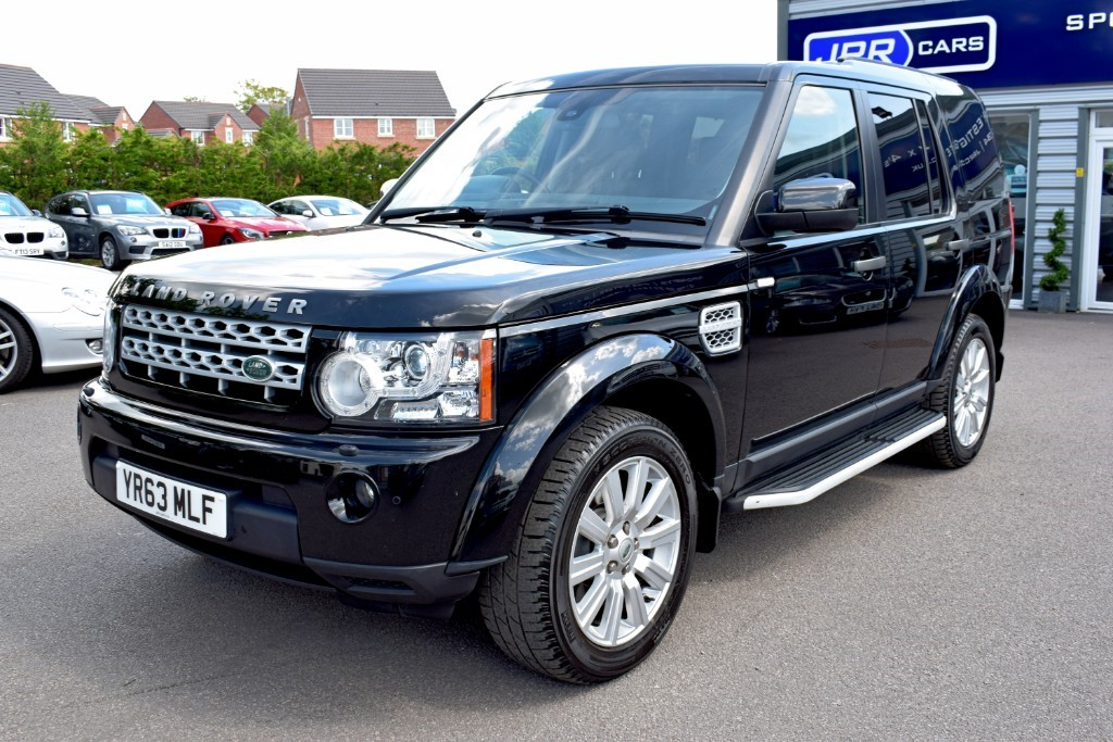 Used Land Rover Discovery For Sale | Chorley, Lancashire