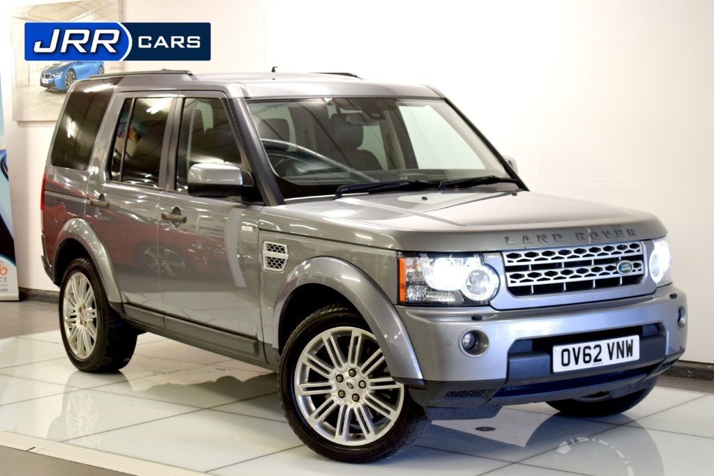 used Land Rover Discovery 4 SDV6 HSE in preston-lancashire
