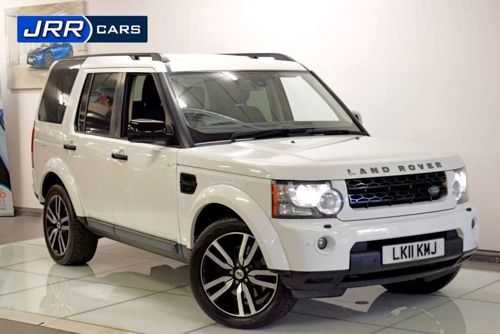 used Land Rover Discovery 4 SDV6 LANDMARK LE in preston-lancashire