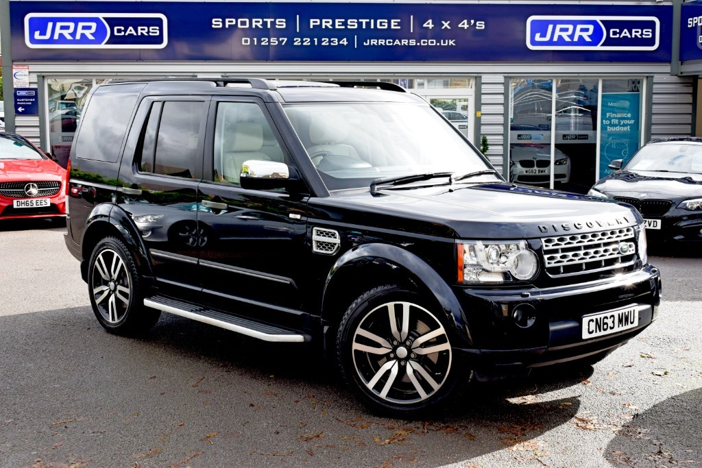 used Land Rover Discovery USED SDV6 HSE LUXURY in preston-lancashire