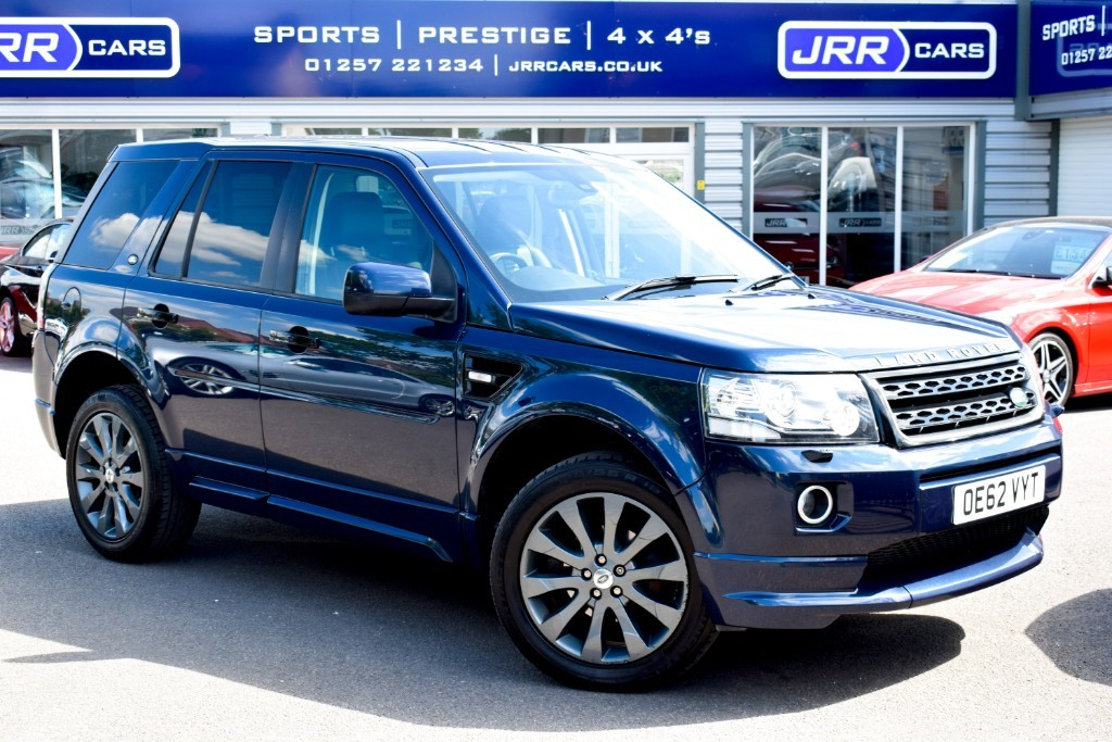 used Land Rover Freelander SD4 DYNAMIC in preston-lancashire