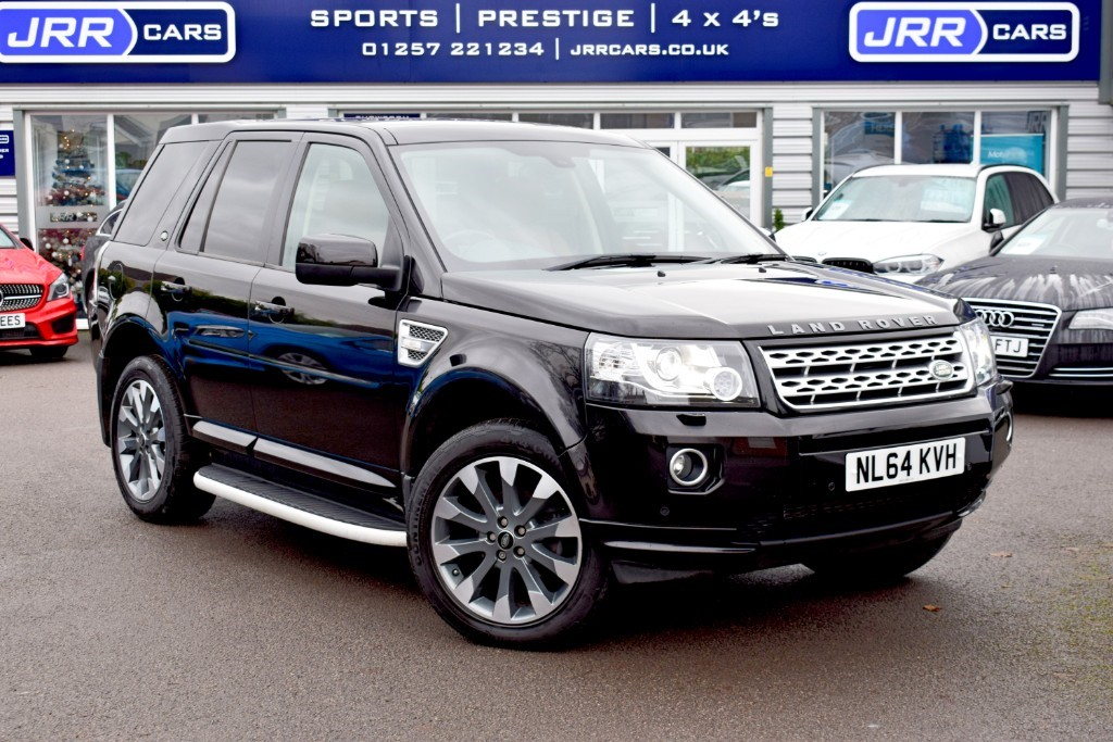 used Land Rover Freelander SD4 METROPOLIS in preston-lancashire