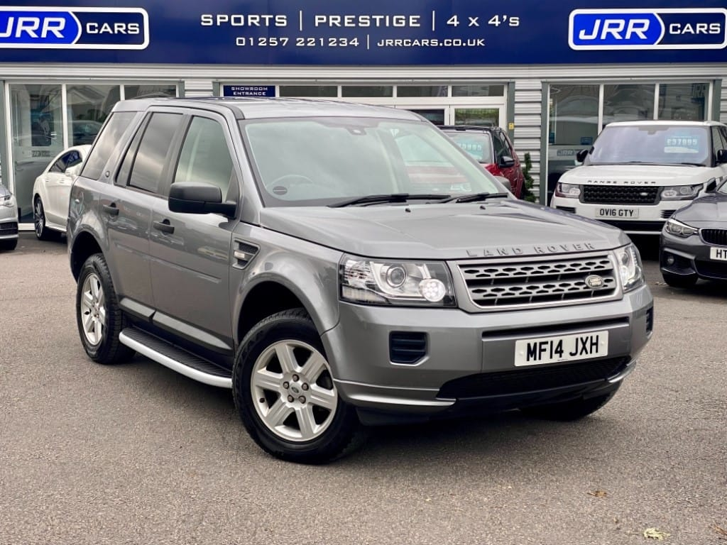 used Land Rover Freelander TD4 GS USED in chorley-lancashire