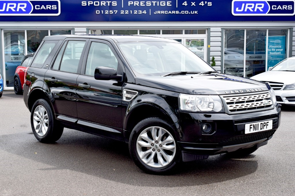 used Land Rover Freelander USED SD4 HSE in preston-lancashire