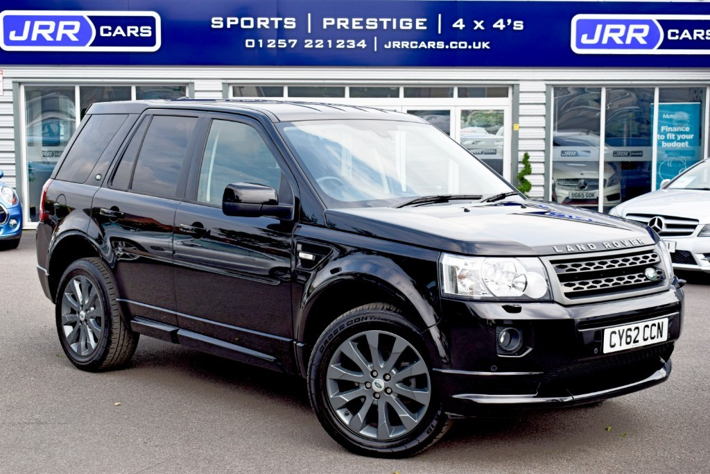 used Land Rover Freelander SD4 SPORT LE in preston-lancashire