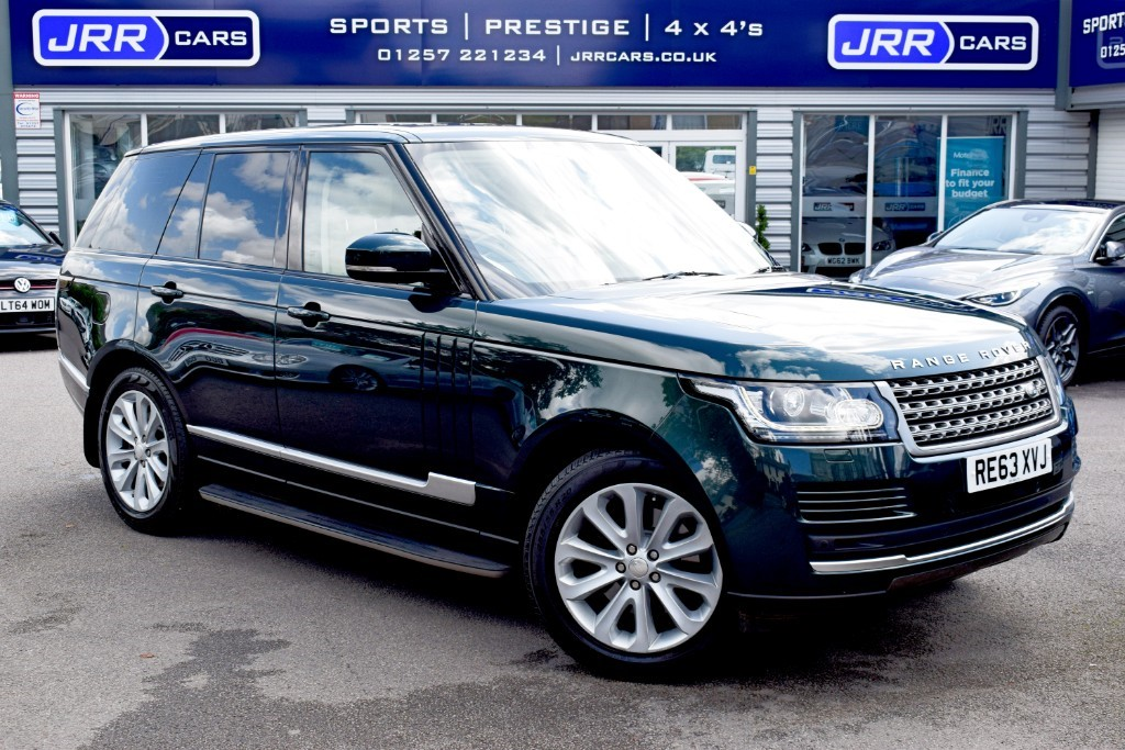 used Land Rover Range Rover used TDV6 VOGUE in preston-lancashire