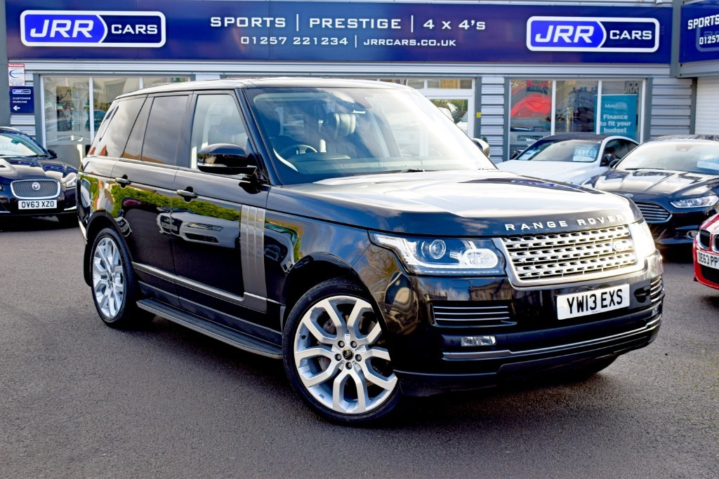 used Land Rover Range Rover USED SDV8 VOGUE in chorley-lancashire