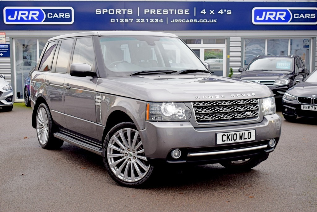 used Land Rover Range Rover TDV8 VOGUE USED in chorley-lancashire