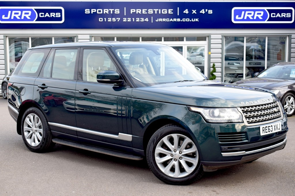 used Land Rover Range Rover TDV6 VOGUE in preston-lancashire