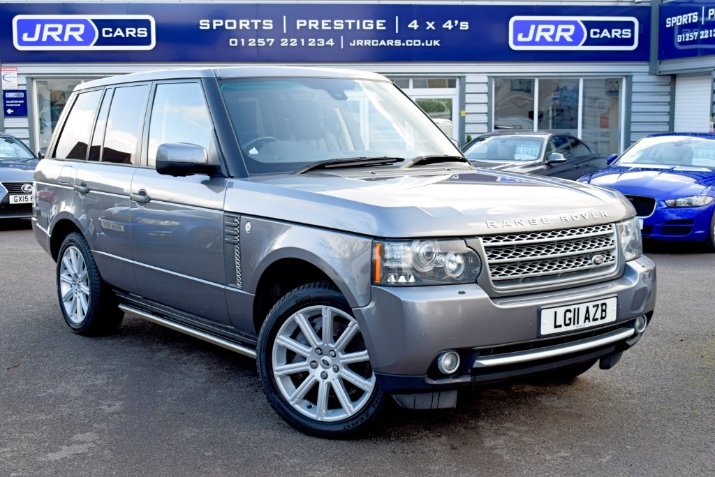 used Land Rover Range Rover TDV8 VOGUE SE USED in chorley-lancashire