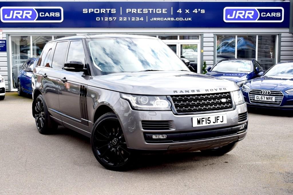 used Land Rover Range Rover TDV6 VOGUE SE USED in chorley-lancashire