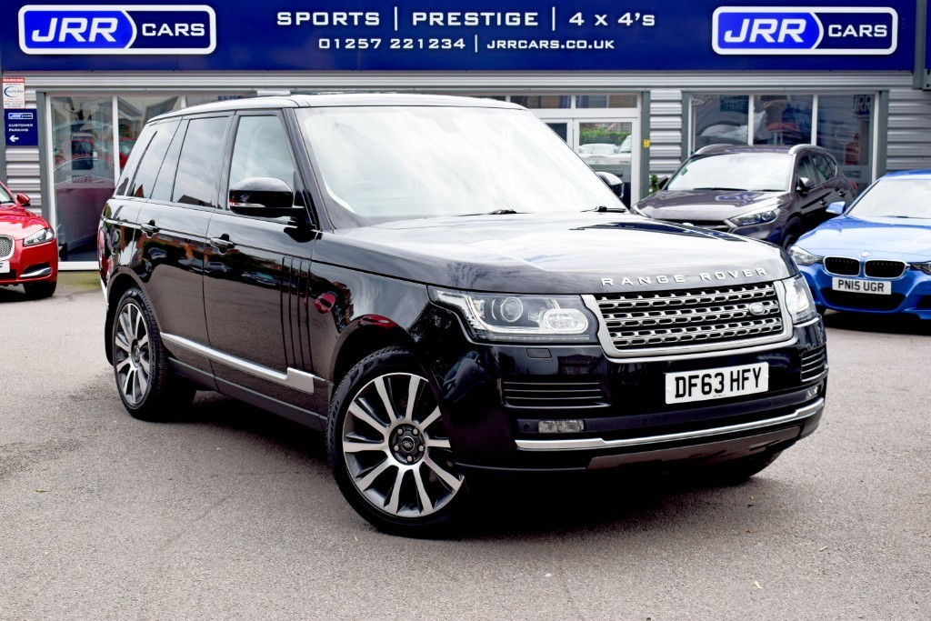 used Land Rover Range Rover TDV6 VOGUE USED in chorley-lancashire
