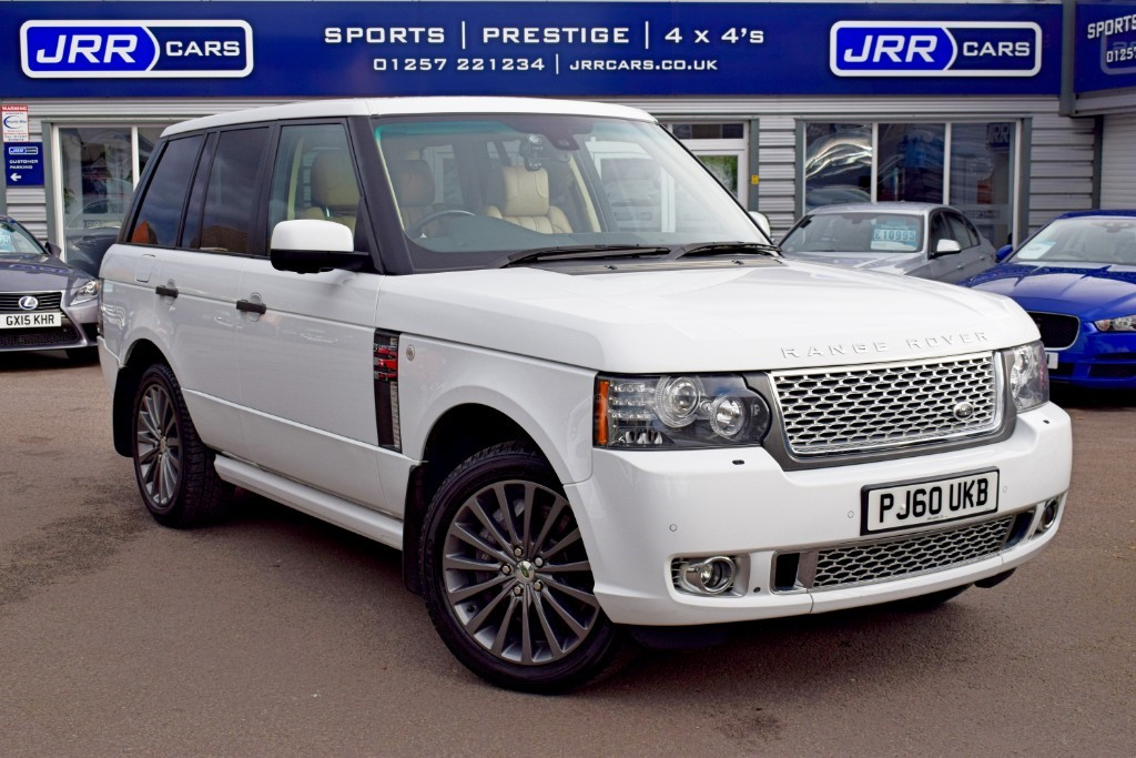 used Land Rover Range Rover TDV8 AUTOBIOGRAPHY USED in chorley-lancashire