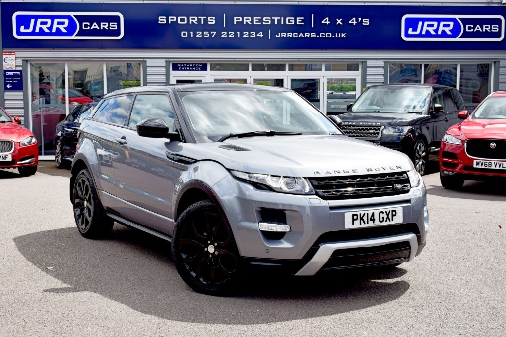 used Land Rover Range Rover Evoque SD4 DYNAMIC USED in chorley-lancashire