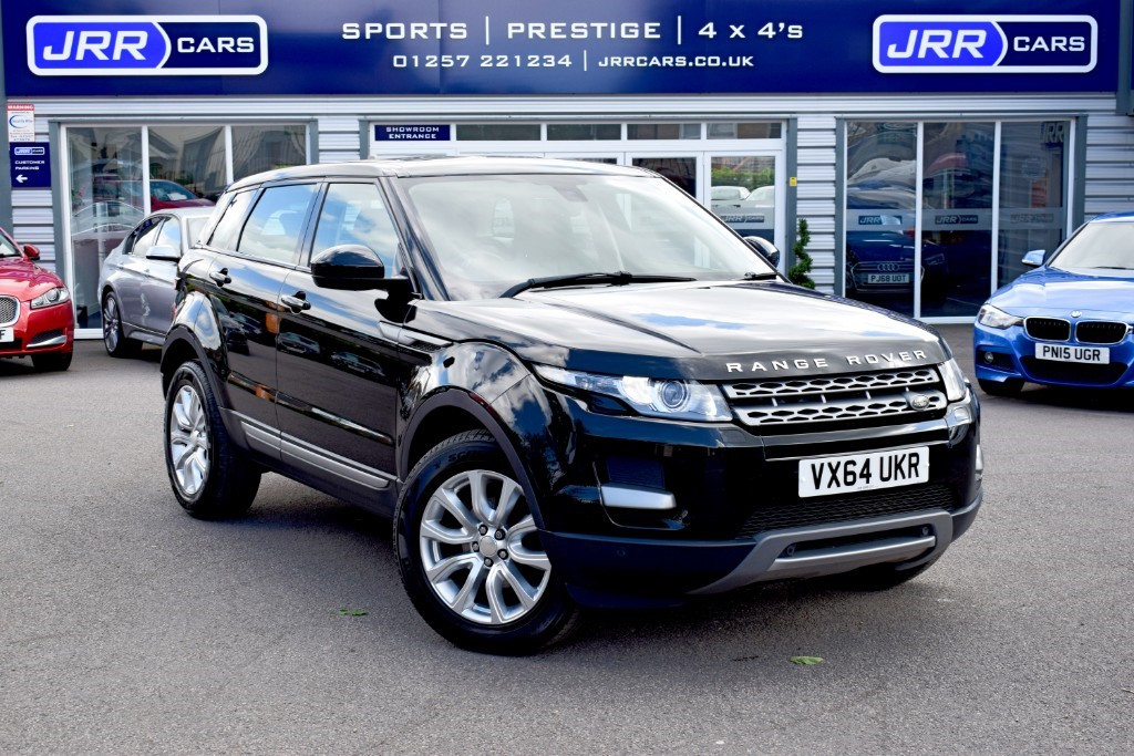 used Land Rover Range Rover Evoque SD4 PURE TECH in chorley-lancashire