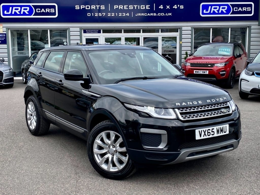 used Land Rover Range Rover Evoque ED4 SE USED in chorley-lancashire