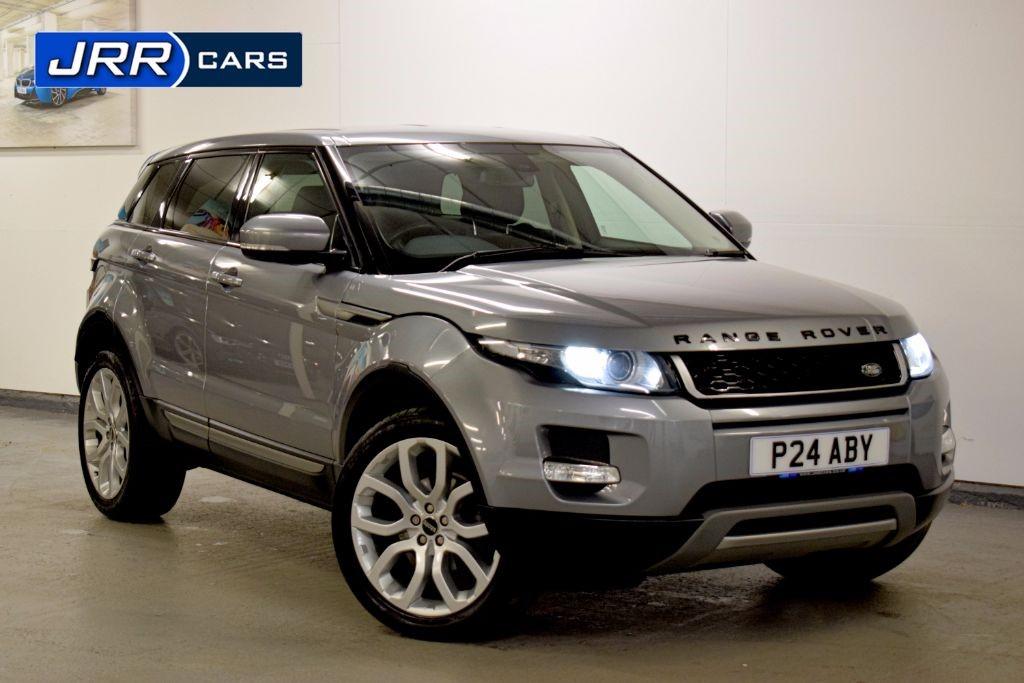 used Land Rover Range Rover Evoque ED4 PURE in preston-lancashire