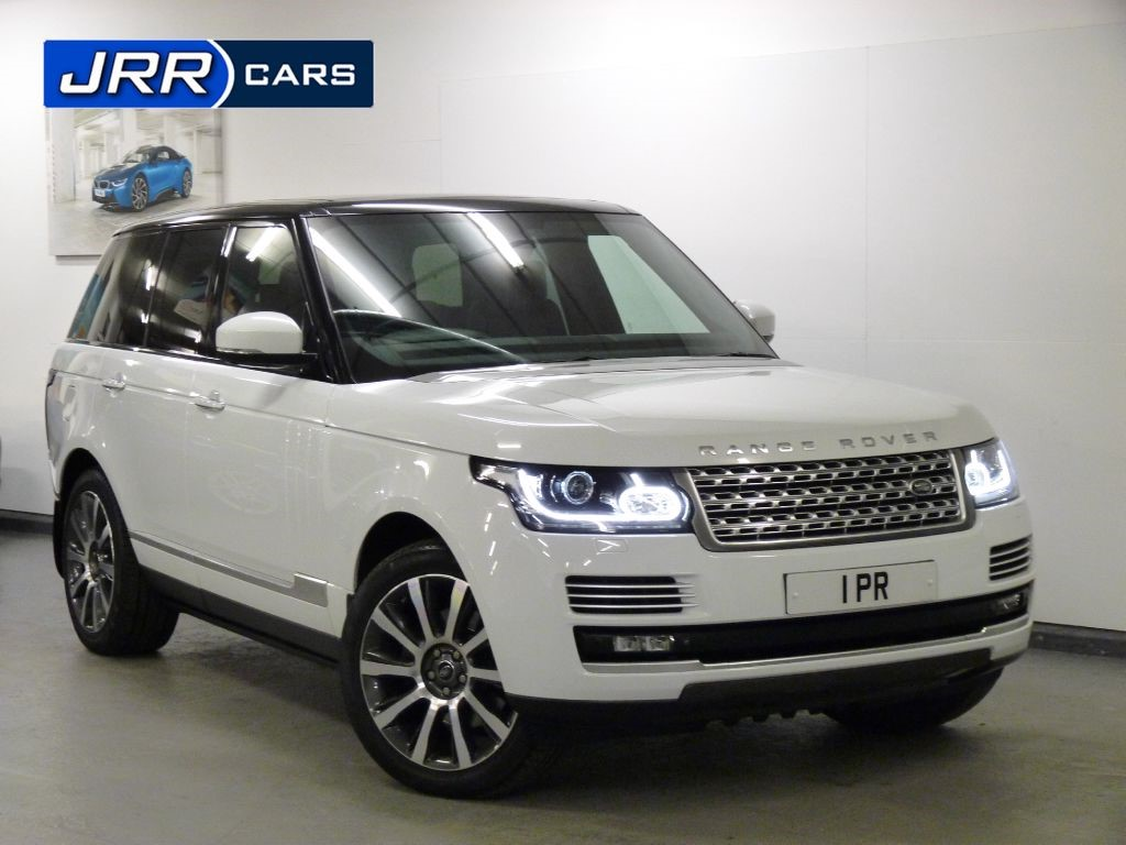 used Land Rover Range Rover TDV6 AUTOBIOGRAPHY in preston-lancashire