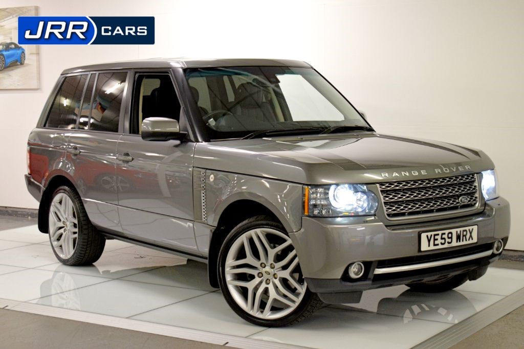used Land Rover Range Rover TDV8 VOGUE in preston-lancashire