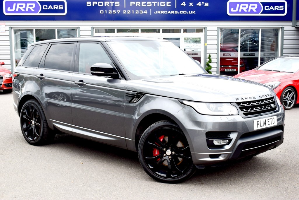 used Land Rover Range Rover Sport SDV6 AUTOBIOGRAPHY DYNAMIC in preston-lancashire