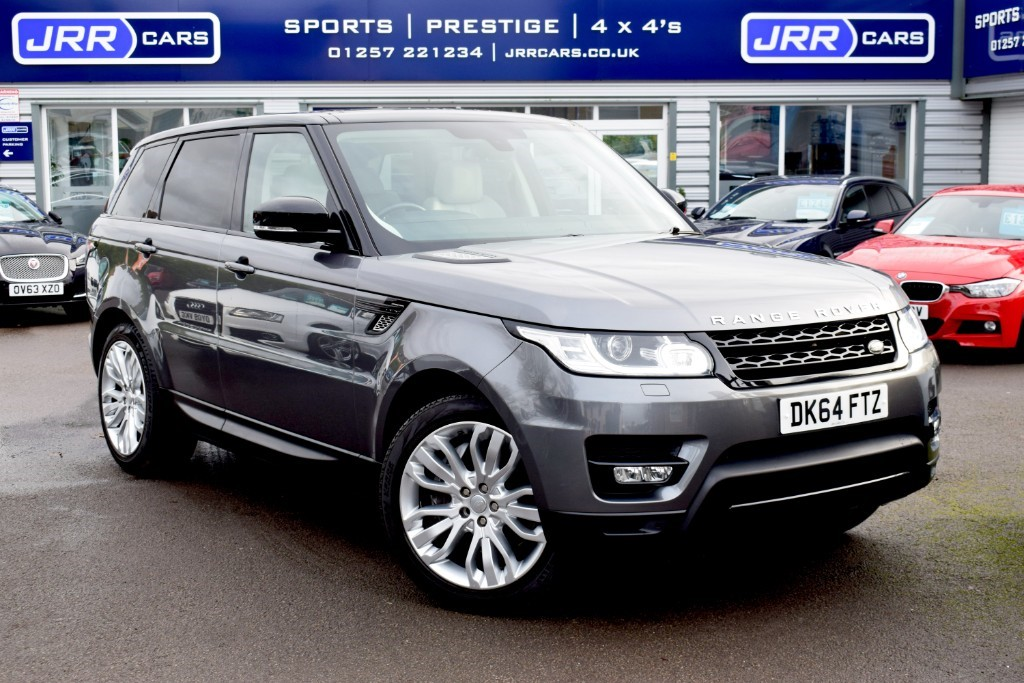used Land Rover Range Rover Sport USED 3.0 SD V6 HSE Dynamic 4X4 in chorley-lancashire