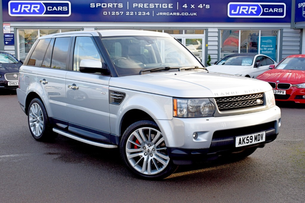 used Land Rover Range Rover Sport USED TDV6 HSE in preston-lancashire