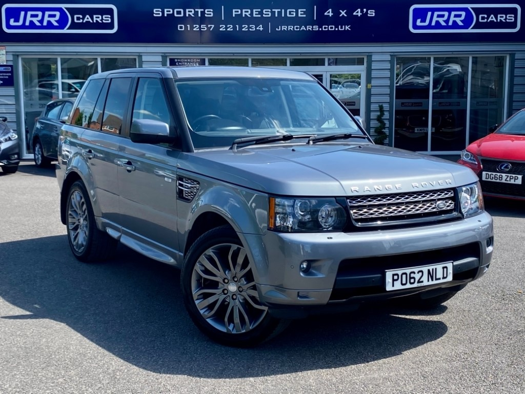 used Land Rover Range Rover Sport SDV6 HSE USED in chorley-lancashire
