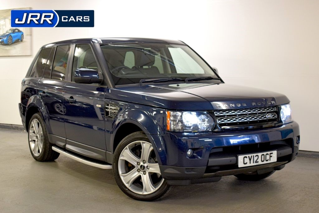used Land Rover Range Rover Sport SDV6 HSE LUXURY in preston-lancashire
