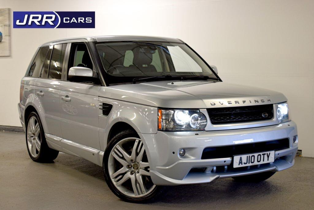 used Land Rover Range Rover Sport TDV8 SPORT HSE in preston-lancashire