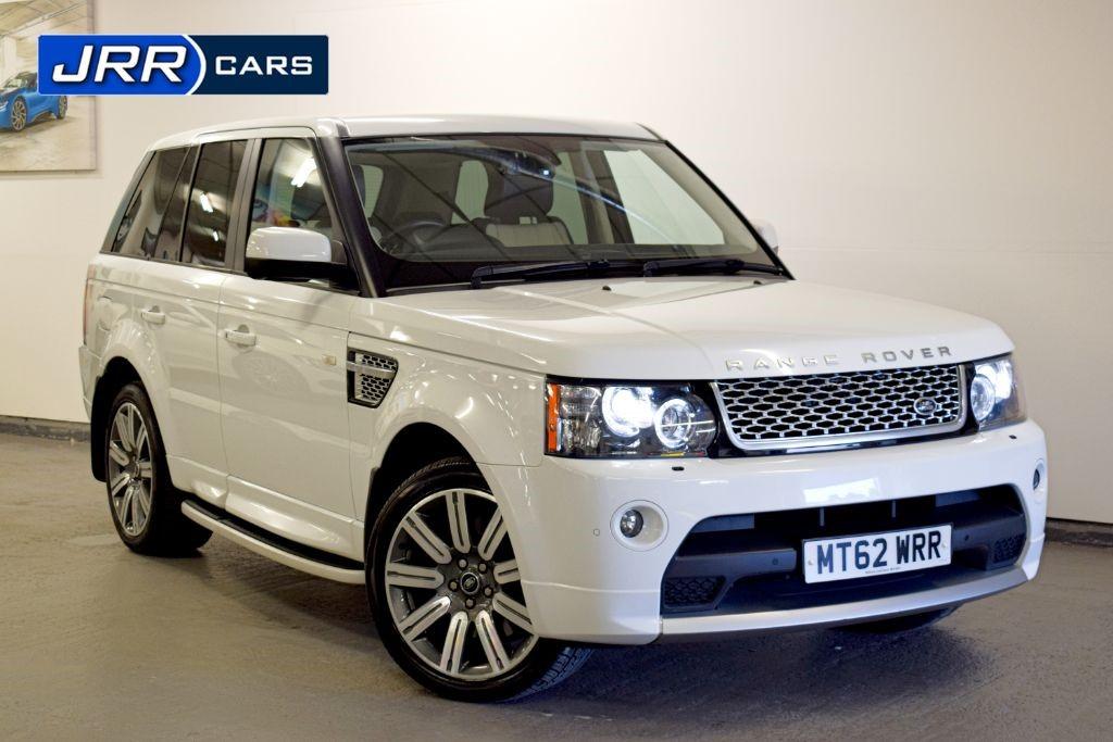 used Land Rover Range Rover Sport SDV6 AUTOBIOGRAPHY SPORT in preston-lancashire