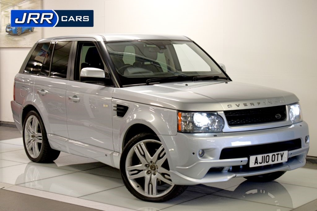 used Land Rover Range Rover Sport TDV8 SPORT HSE OVERFINCH in preston-lancashire