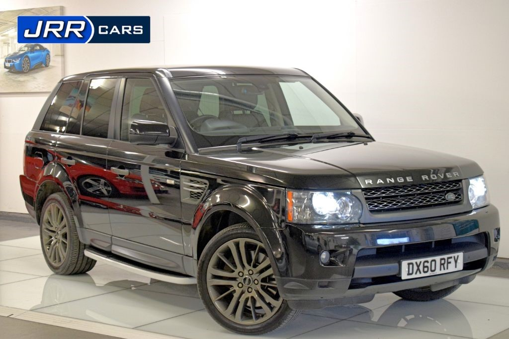 used Land Rover Range Rover Sport TDV6 HSE in preston-lancashire