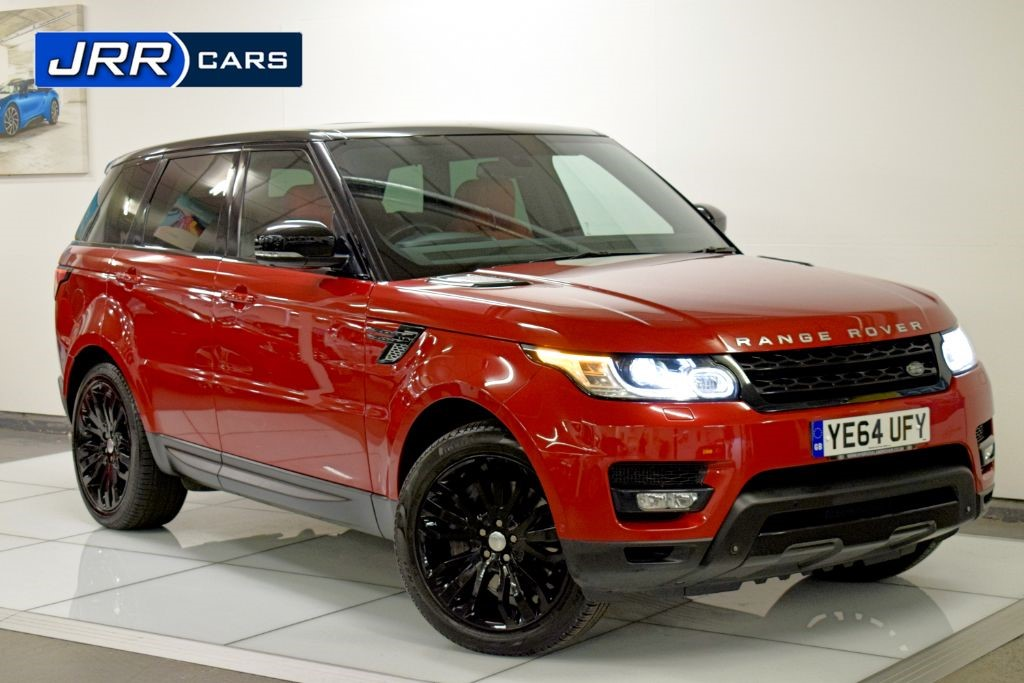 used Land Rover Range Rover Sport SDV6 HSE DYNAMIC in preston-lancashire
