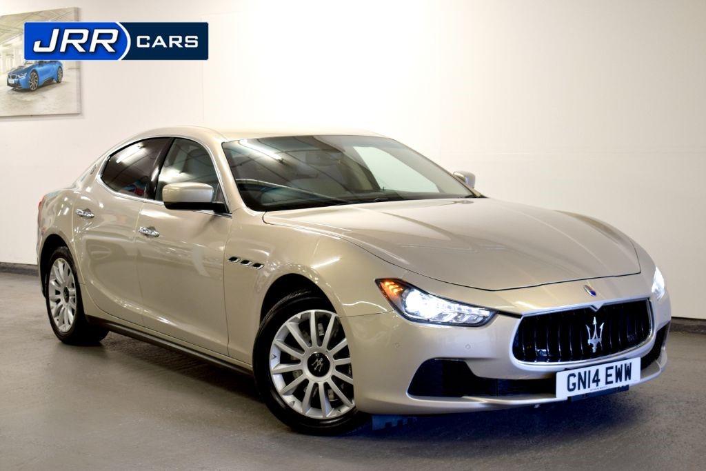 used Maserati Ghibli DV6 in preston-lancashire