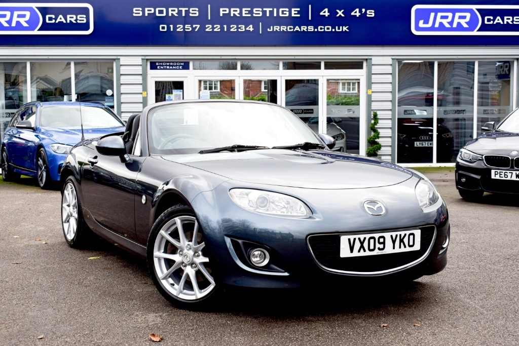 used Mazda MX-5 I ROADSTER SPORT TECH USED in chorley-lancashire