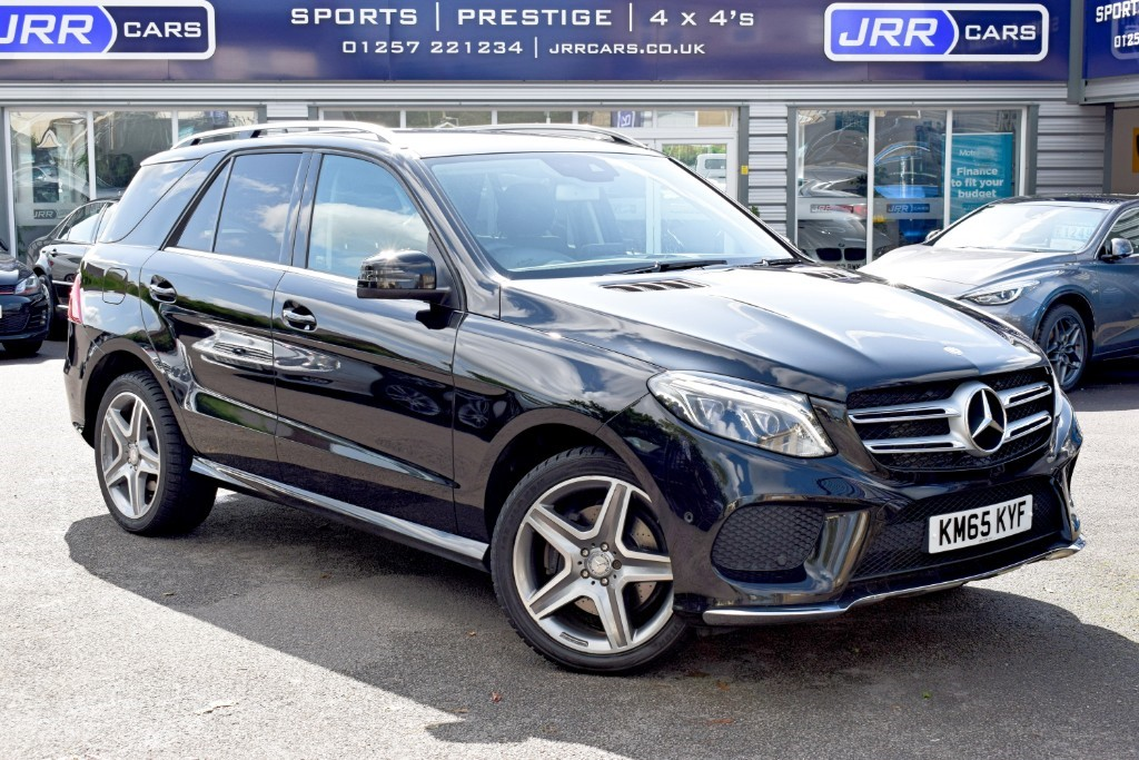used Mercedes 250 used GLE  D 4MATIC AMG LINE in preston-lancashire