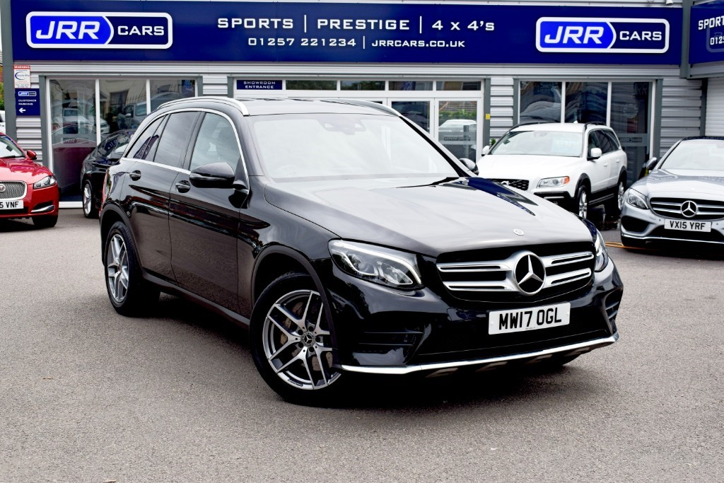 used Mercedes GLC250 GLC  D 4MATIC AMG LINE USED in chorley-lancashire