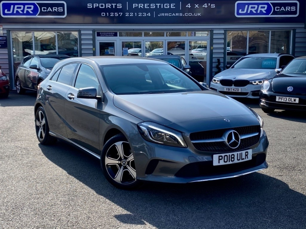 used Mercedes A160 A 160 SPORT EDITION USED in chorley-lancashire