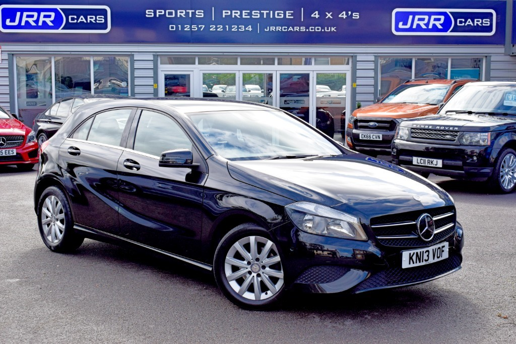 used Mercedes A180 CDI BLUEEFFICIENCY SE in preston-lancashire